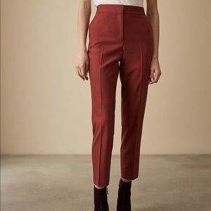 REISS • Rosewood High Rise Trousers / Pants • Sz 4